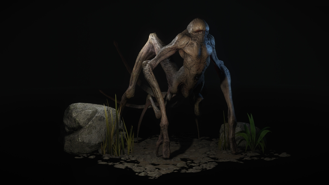 human_spider